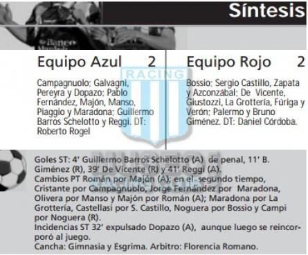 EstudiantesLP_1997_Away_Basset_CruzRojaArgentina-Maxima_FriendlyvsGELP_ST_FICHA_ML_10_DiegoMaradona_jugador_01