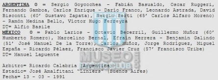 Mexico_1991_Home_Adidas_FriendlyvsArgentina_FICHA_MC_14_ArmandoRomero_jugador_01