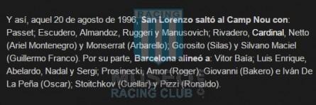 FCBarcelona_1996_Home_Kappa_SFJoanGamperCupvsSanLorenzo_Ficha_MC_9_Ronaldo_jugador_01