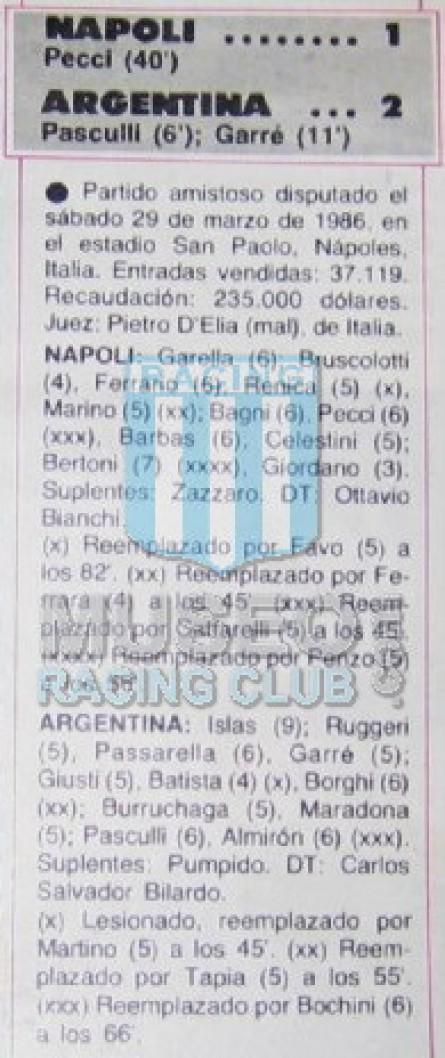 Napoli_1986_Home_NR_Buitoni_FriendlyvsArgentina_FICHA_MC_5_ConstanzoCelestini_jugador_01