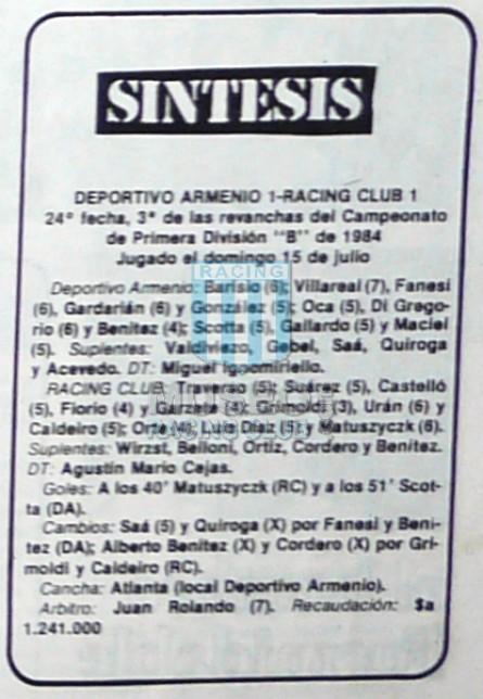Racing_1984_Away_Adidas_24taFechavsDepArmenio_FICHA_ML_7_FelixOrte_jugador_02