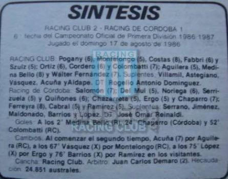Racing_1986-87_Away_Adidas_Fides_6taFechaTPDvsRacingCba_FICHA_ML_16_MarceloAldape_jugador_01