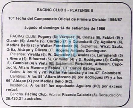 Racing_1986-87_Away_Adidas_Fides_10maFechavsRosarioCentral_FICHA_MC_5_HoracioCordero_jugador_01