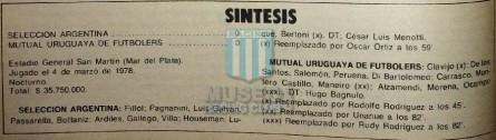 Argentina_1978_Away_Adidas_FriendlyvsMutualUruguayaFutbolers_FICHA_MC_2_LuisGalvan_jugador_01