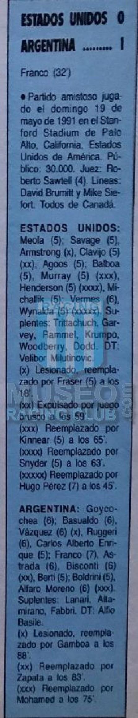 Argentina_1991_Away_Adidas_FriendlyvsUSA_FICHA_MC_19_AntonioMohamed_jugador_01