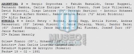 Argentina_1991_Home_Adidas_FriendlyvsHungria_FICHA_MC_14_SergioVazquez_jugador_01